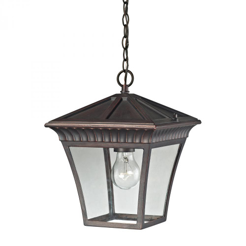 Ridgewood Pendant Lantern In Hazelnut Bronze 8411EH/70