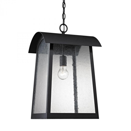 Prince Street 1 Light Exterior Hanging LaMatte Blackp In Matte Black 8721EH/65