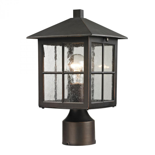 Shaker Heights Post Lantern In Hazelnut Bronze 8201EP/70