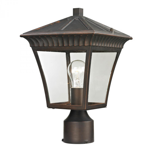 Ridgewood Post Lantern In Hazelnut Bronze 8411EP/70