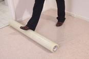 120cm x 100m Heavy Duty Carpet Protection