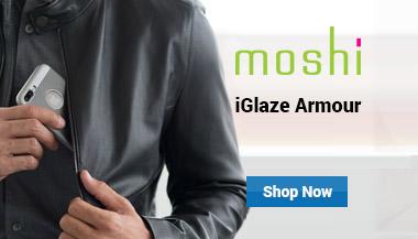 Moshi iGlaze Armour