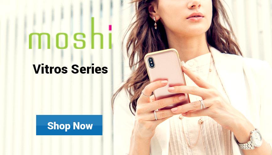 Moshi Vitros Series