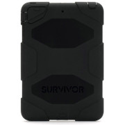 Griffin Survivor Case iPad Mini 1/2/3 - Black