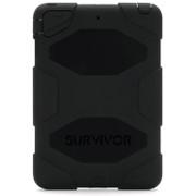 Griffin Survivor Case iPad Mini 1/2/3 - Black