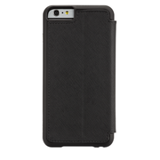 Case-Mate Stand Folio Wallet Case iPhone 6+/6S+ Plus - Black