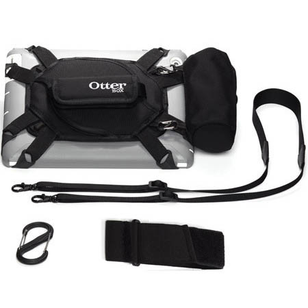 """OtterBox Utility Latch II with Accessory Kit 10"""" - Black"""