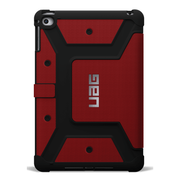 UAG Rogue Folio Case iPad Mini 4 - Red/Black