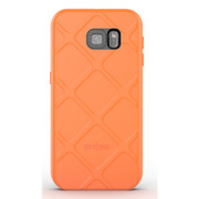 Dog & Bone Wetsuit Waterproof Rugged Case Samsung Galaxy S6 - Orange