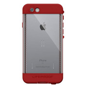 LifeProof NUUD Case iPhone 6S - Campfire Red