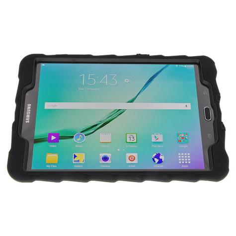 "Gumdrop Hideaway Case Samsung Galaxy Tab S2 8"" - Black"