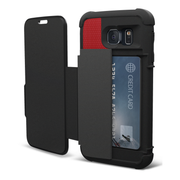 UAG Rogue Folio Wallet Case Samsung Galaxy S6 - Red/Black