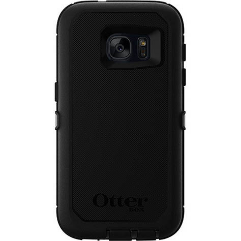 OtterBox Defender Case Samsung Galaxy S7 - Black