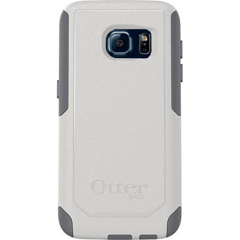 OtterBox Commuter Case Samsung Galaxy S7 - White/Gunmetal Grey