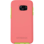 Otterbox Symmetry Case Samsung Galaxy S7 - Candy Pink/Citron Green