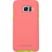 OtterBox Symmetry Case Samsung Galaxy S7 Edge - Candy Pink/Citron Green