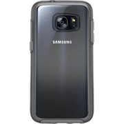 OtterBox Symmetry Clear Case Samsung Galaxy S7 - Clear/Gunmetal Grey