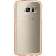 OtterBox Symmetry Clear Case Samsung Galaxy S7 Edge - Clear/Roasted Tan