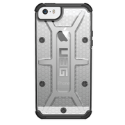 UAG Ice Case iPhone 5S/SE - Clear/Black