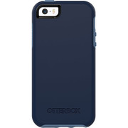 OtterBox Symmetry Case iPhone 5/5S/SE - Admiral Blue/Dark Deep Water Blue