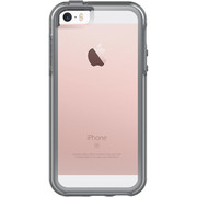 OtterBox Symmetry Clear Case iPhone 5/5S/SE - Grey Crystal