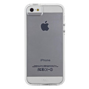 Case-Mate Naked Tough Case iPhone 5/5S/SE - Clear/Clear Bumper