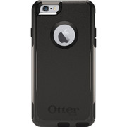 OtterBox Commuter Case with Free Alpha Glass iPhone 6/6S - Black