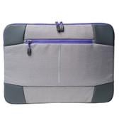 "Targus 14"" Bex II Slipcase - Grey/Purple"