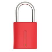 Dog & Bone LockSmart Mini Bluetooth Padlock - Red
