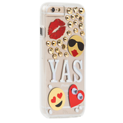 Case-Mate Naked Tough Custom Case with Stickers iPhone 6/6S - Clear