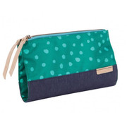 STM Grace Clutch - Teal Dot