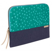 "STM Grace 15"" Laptop Sleeve - Teal Dot"
