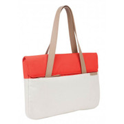 """STM Grace 15"""" Deluxe Laptop Sleeve - Coral Dove"""