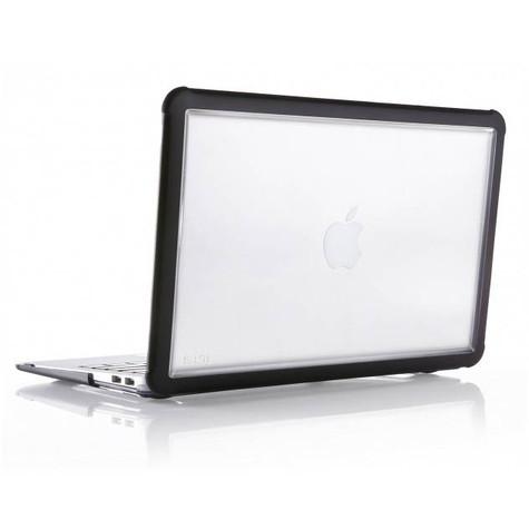 """STM Dux Case 11"""" Hardshell MacBook Air - Black"""