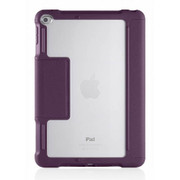 STM Dux Case iPad Mini 4 - Blackberry