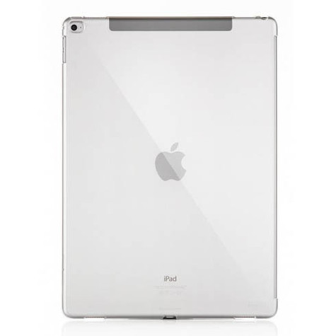 "STM Half Shell Case iPad Pro 12.9"" - Clear"