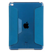 STM Studio Case iPad Mini 4 - Moroccan Blue