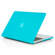 "Incipio Feather Case MacBook Pro 13"" Retina - Translucent Neon Blue"