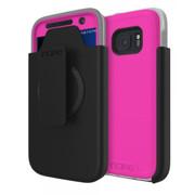 Incipio Performance Level 5 Case Samsung Galaxy S7 - Pink/Grey