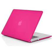 "Incipio Feather Case MacBook Pro 15"" Retina - Translucent Hot Pink"