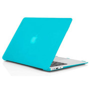 "Incipio Feather Case MacBook Air 13"" - Translucent Neon Blue"