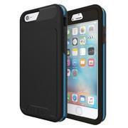 Incipio Performance Level 5 Case iPhone 6/6S - Black/Cyan