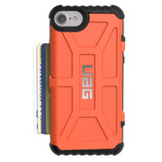 UAG Trooper Card Wallet Case iPhone 7/6/6S - Rust