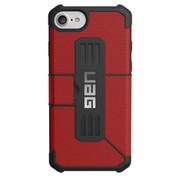 UAG Metropolis Folio Wallet Case iPhone 7/6/6S - Magma