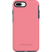 OtterBox Symmetry Case iPhone 7+ Plus - Pink/Blazer Blue