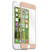 EFM Curved Edge Tempered Glass Screen Armour iPhone 7 - Rose Gold