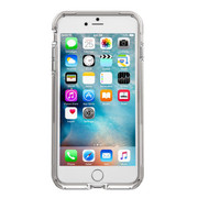 EFM Aspen D3O® Case Armour iPhone 7+ Plus - Crystal/Silver