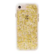 Case-Mate Karat Case iPhone 7/6/6S - Gold/Clear