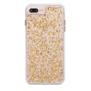 Case-Mate Karat Case iPhone 7+/6+/6S+ Plus - Gold/Clear