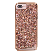 Case-Mate Brilliance Case iPhone 7+/6+/6S+ Plus - Rose Gold
